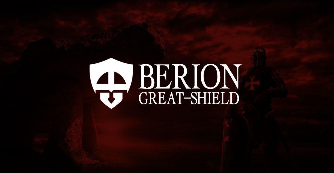Berion Great Shield | Gamer e giocatore di ruolo | Guidonia e Roma