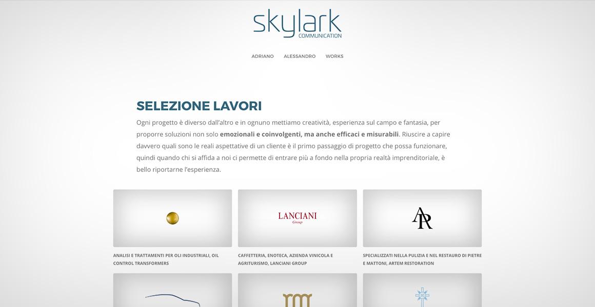 Noi, Agenzia di Comunicazione, Skylark | Guidonia e Roma