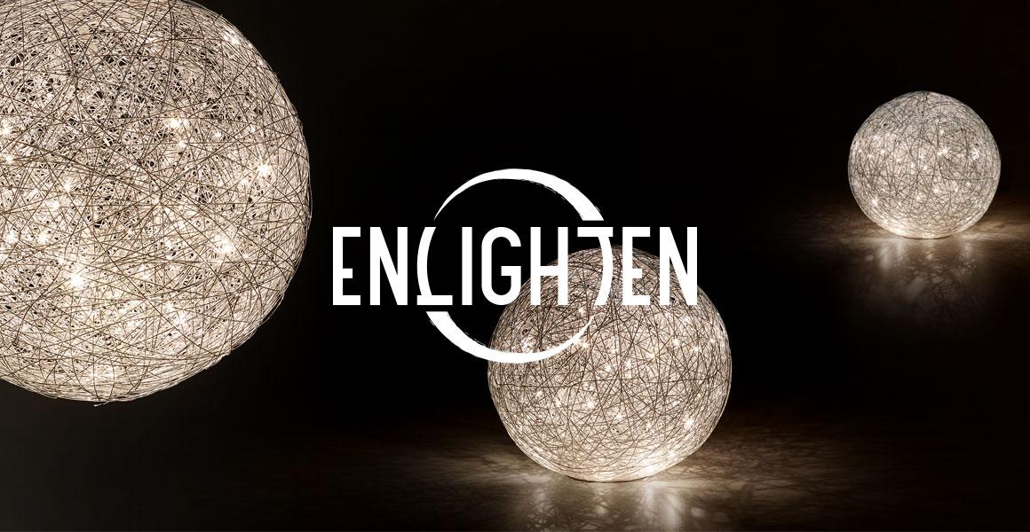 Enlighten | Illuminazione per interni ed esterni | Guidonia