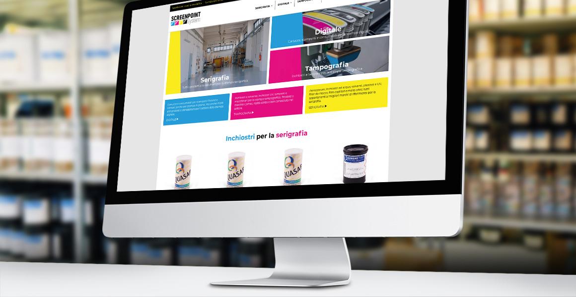 Skylark Communication | Portfolio lavori | Screenpoint System